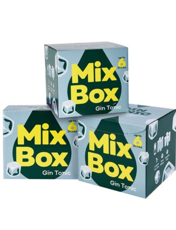 3 Mix Boxen Gin Tonic
